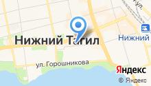 Biker Street на карте