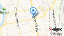Грузофф-НТ на карте