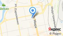 MobiLine на карте