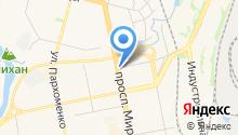 АВИМ на карте
