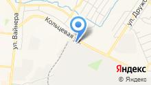 УПТК на карте