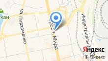Brend Mix на карте