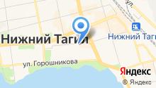 Anex Tour на карте