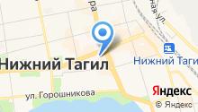 Арт-СВ на карте