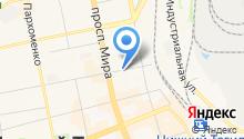 ATX на карте