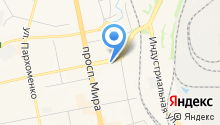 Coloritauto на карте