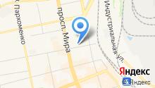 Виза на карте