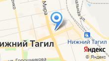 Я+Я на карте