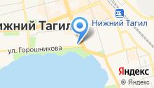 АЛДИ-сервис на карте