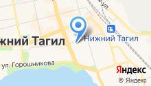 Адвокатская контора №13 на карте