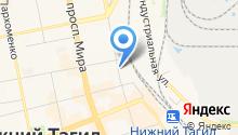 АвтоЭксперт-НТ на карте