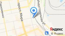 Алл-Трейд на карте