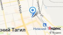 BACKSTAGE STUDIO на карте