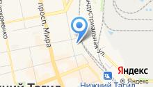 АТТ-Сервис на карте