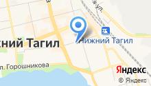Pugovka на карте