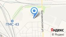 Autodocument96 на карте