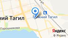 КДВ на карте