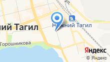 Салон-Парикмахерская №1 на карте