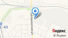 АвтоЛига-НТ на карте