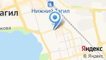 HARD STORE на карте