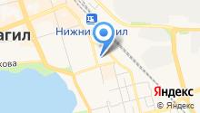 АЗС Башкирские Нефтепродукты на карте
