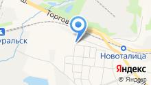 АтомРосКомплект на карте