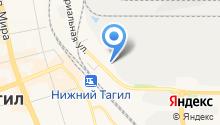ЛагранНТ на карте