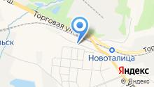 АтомРос на карте