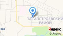 VIP мастер-НТ на карте