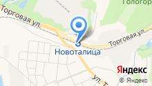 Свердловская пригородная компания на карте