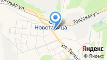 TyrePlus на карте