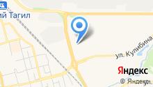 Levton на карте