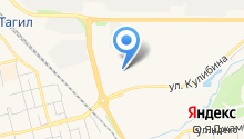 IP-Tec на карте