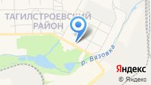 Аптека НТ на карте