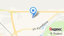 Мотодор на карте