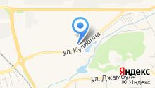 Автодвор на карте