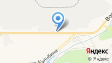 АГЗС Газэкс на карте