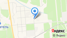 Асфальт-НТ на карте