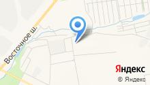 Аттила на карте