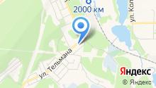 Авто-Джинн на карте