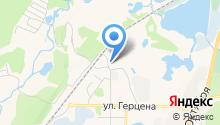Гамма-телеком на карте