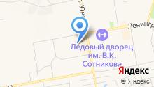 Cityton.ru на карте