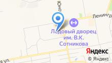 OrelWeb на карте