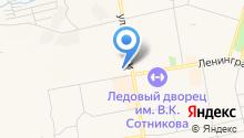 Аскона на карте