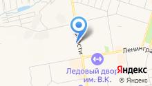 Аварийно-диспетчерская служба электросетей Дзержинского района на карте