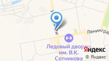 5 саун на карте