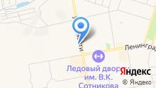 BistroHouse на карте