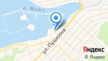 ВЕРСИЯ на карте