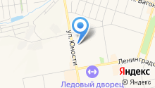 GROTESK на карте