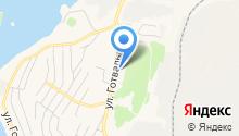 Вилена на карте